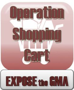 MAM-LB Operation Shopping Cart - Expose the GMA