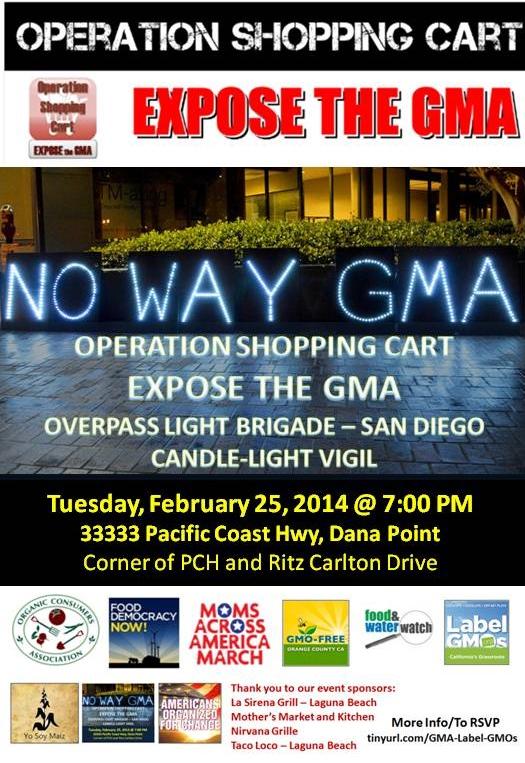 OSC - Tue Feb 25 Light Brigade Event