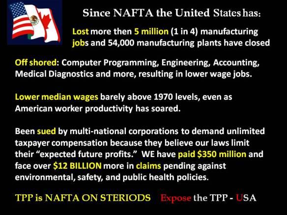 TPP - NAFTA