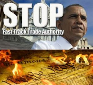 TPP- Stop Fast Track